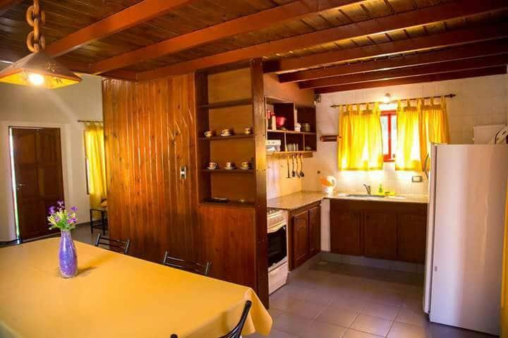 Cabañas Tamy Lu  (3 dormitorios y 2 baños)