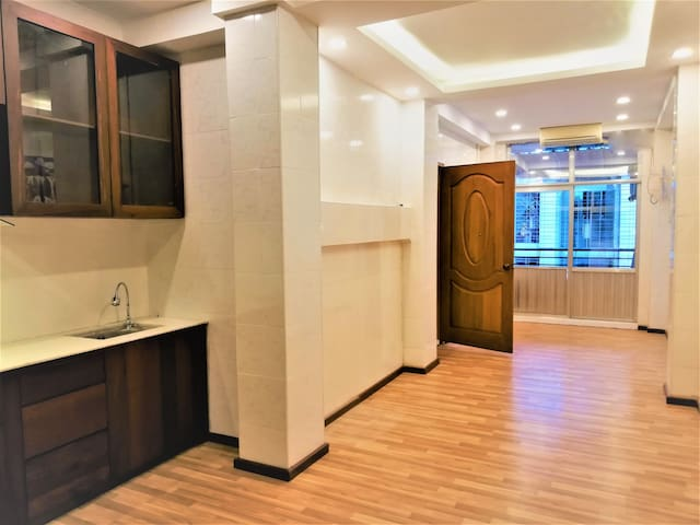 Yangon Home with Accessibility and Comfort