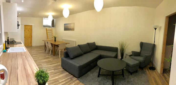 Just Renovated  Galway City Apartment