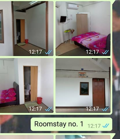 CHANGLOON  ROOMSTAY COOP WARISAN   TAQWA