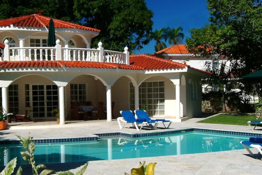Luxury Vip Crown Villas 3 Bedroom Villas For Rent In Puerto Plata Puerto Plata Dominican