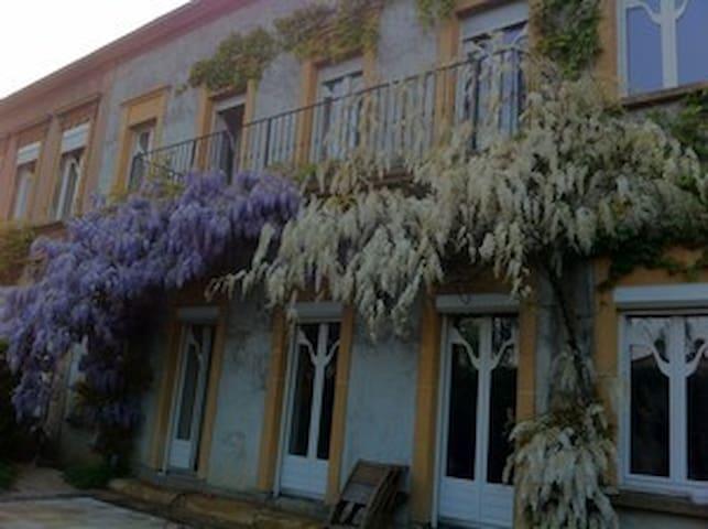 Grande maison de maître proche de Metz - Clouange - Ház