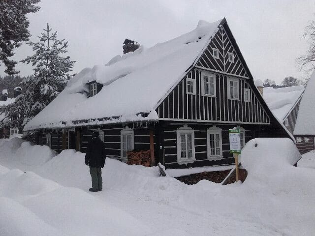 Traditional Cottage near to ski slopes - Rokytnice nad Jizerou - Chalet