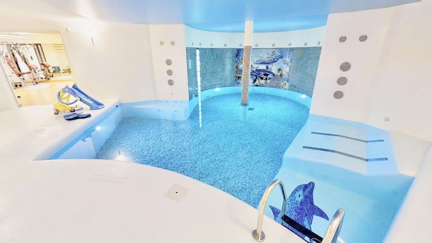 ♡TriesteVillas VILLA 500m² CINEMA+POOL+SAUNA+GYM