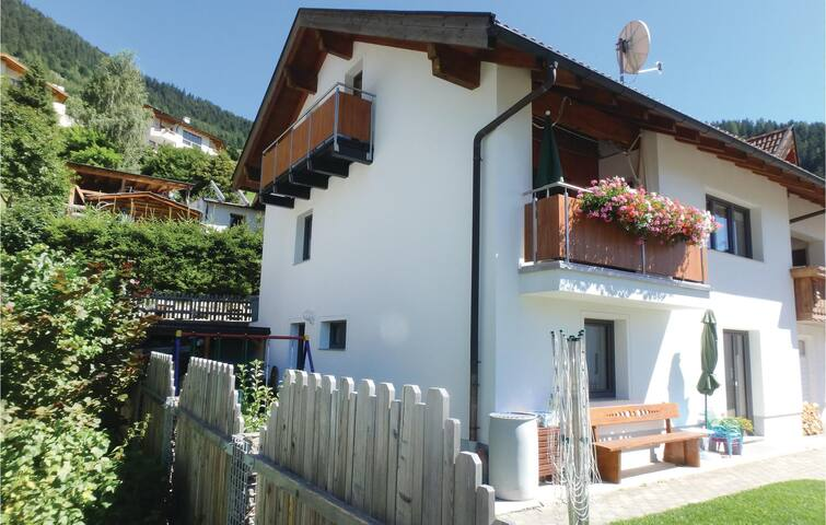 Holiday apartment with 1 bedroom on 40 m² in Nauders