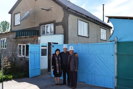 Traditional Kyrgyz Village Homestay