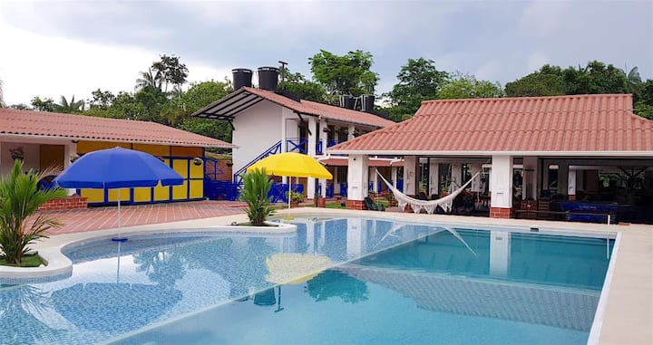 Casa Campestre Villa Mariana