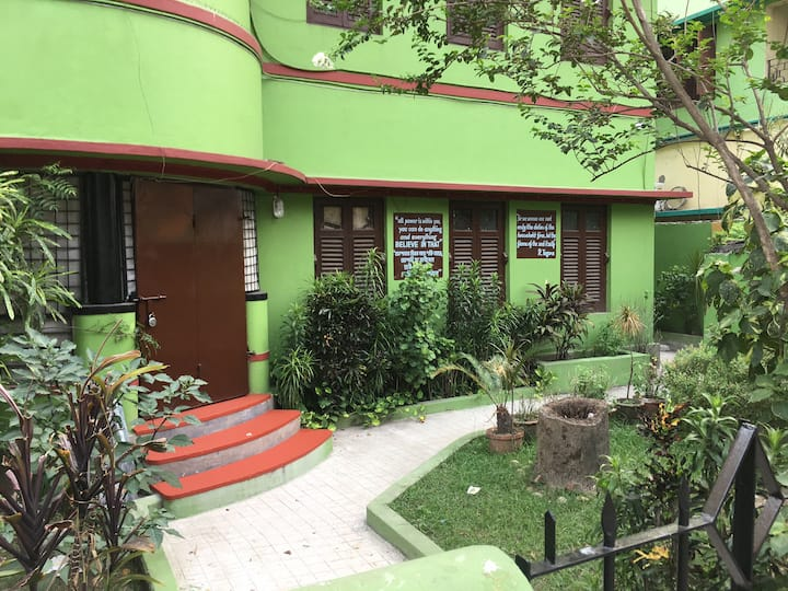 Bhakti Mahal, entire sanitized house at Kolkata.