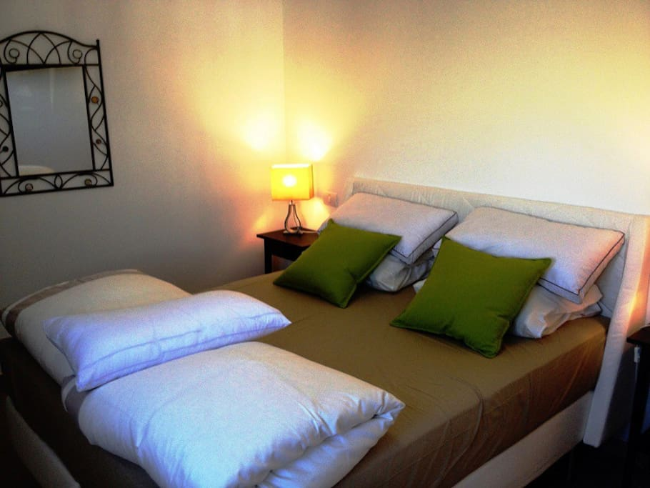 Bedroom Bungalow A