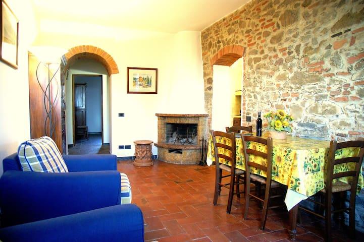 Appartamento Istrice - Fattoria Castellina