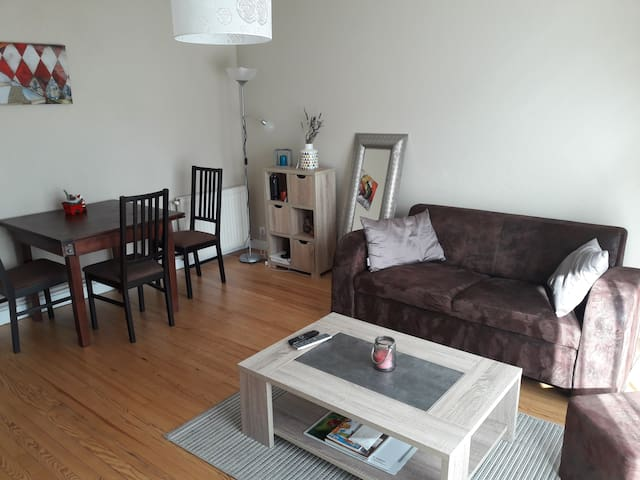 Confortable appartement à Lourdes - Lourdes - Apartamento