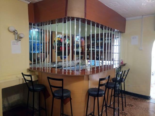 Meta Resort Home,  Accommodation, Pub & Restaurant