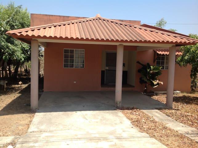 Las Tablas Casa - Las Tablas - Dům