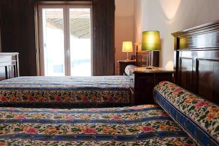 Monte d' Água - Mimosa room. - Montargil