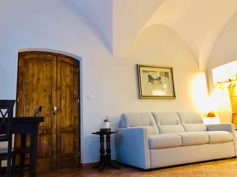San Michele delle grotte B&B • Suite Fondovito