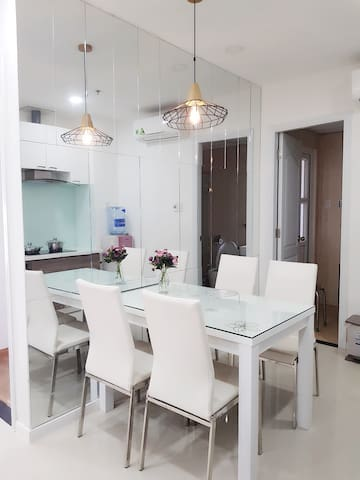 Monarchy apartment Riverside center city Căn hộ