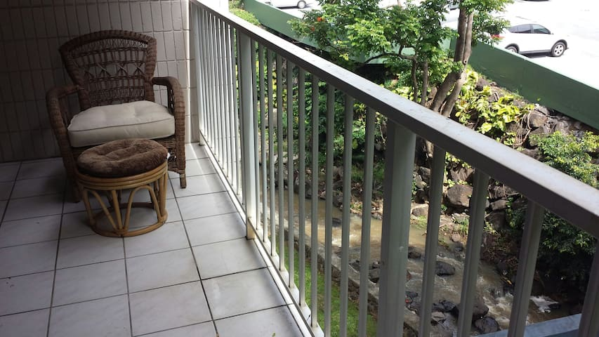 Honolulu Hideaway Treehouse Condo