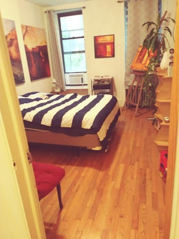Cozy and renovated one bedroom apartment