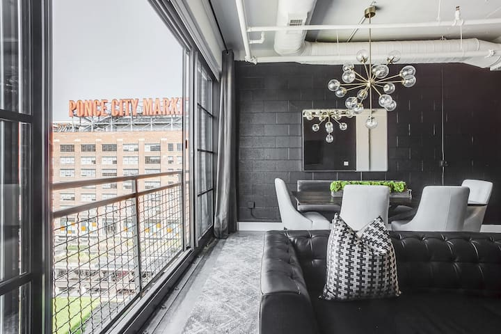 Neptune Loft by Atlanta Luxury Rentals