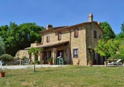 Casa Vacanze Checchera - Parrano - Talo