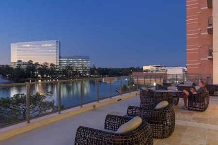 2/2 With Views of Lake Woodlands - The Woodlands