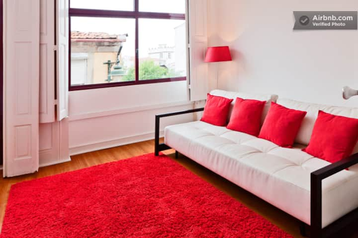 Wonderful Appartment at Porto Center (+Long stays)