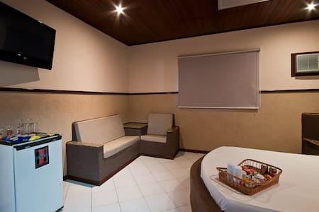 Apartamentos com Hidro e Ar Condicionado - Sorocaba