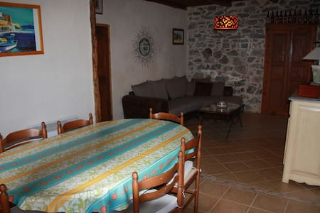 Maison typique Corse au coeur de Calenzana - Montegrosso - House