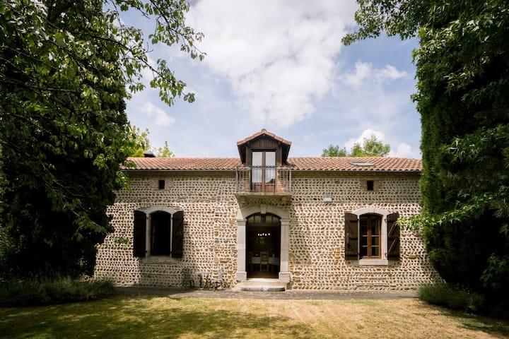Superb 19th Century Farmhouse
