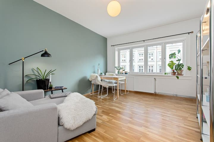 Cozy apartment in Grünerløkka/Torshov