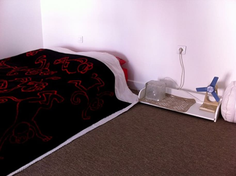 Le lit en mezzanine