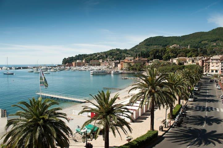 Casa vista mare moderna e comoda - Santa Margherita  - Apartament