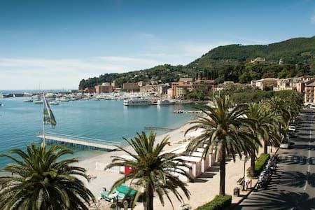 Casa vista mare moderna e comoda - Santa Margherita