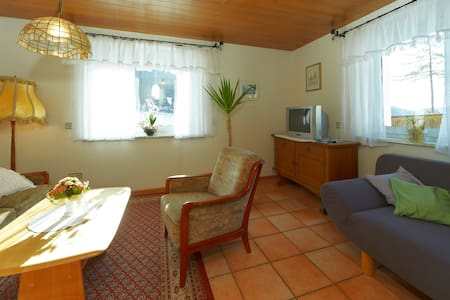 Cozy Apartment Frankonian Switzerl. - Pegnitz - 公寓