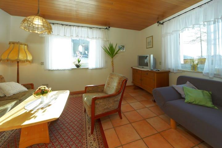 Cozy Apartment Frankonian Switzerl.