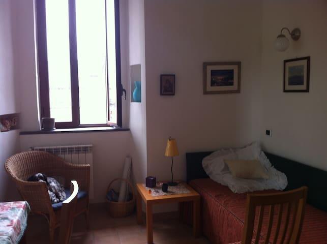 the single room