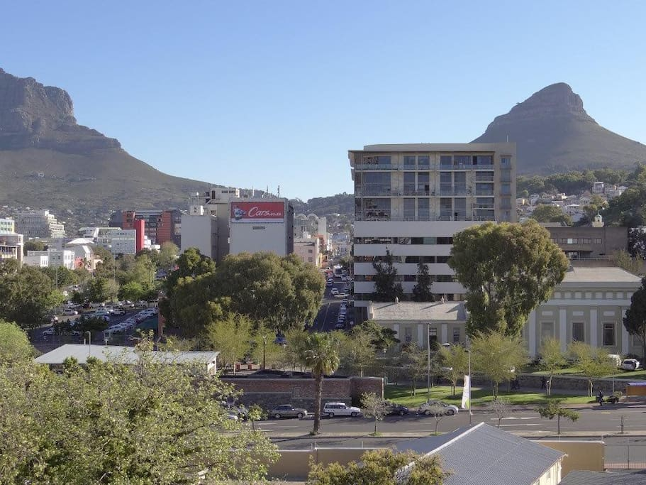 All Metropolis apartments: View of City & Lion's Head