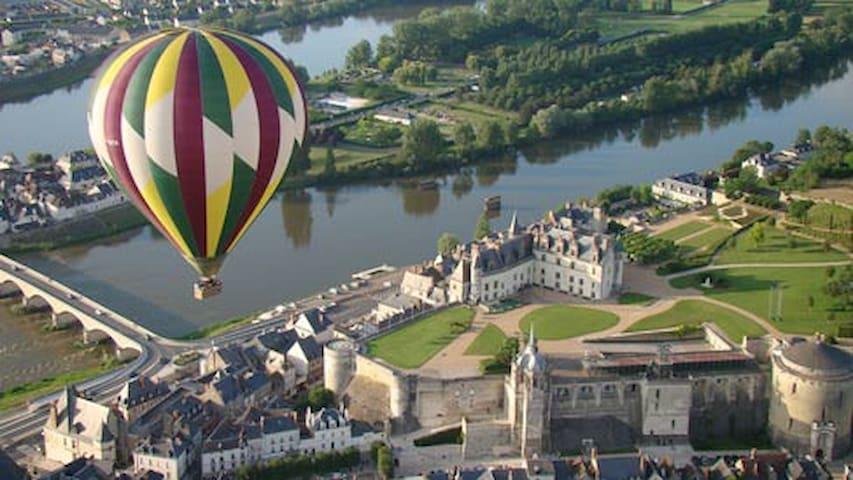 AMBOISE Magnifique gîte en val de Loire 1 !