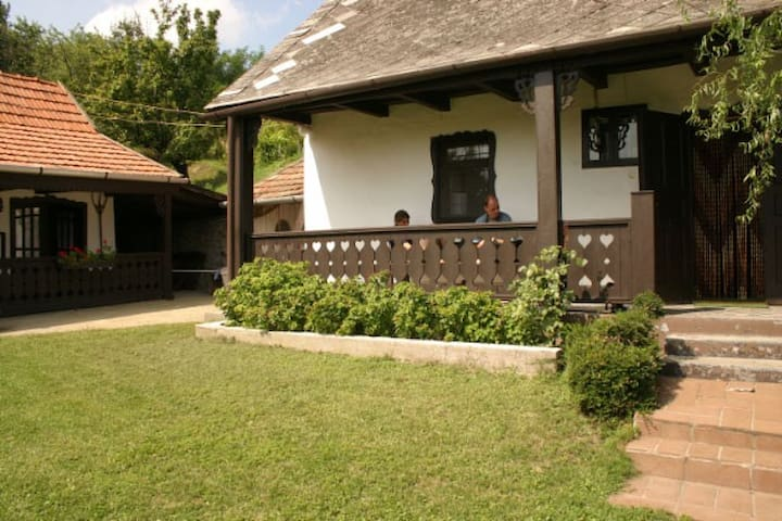 Kuria-old style country home  - Domoszló - House