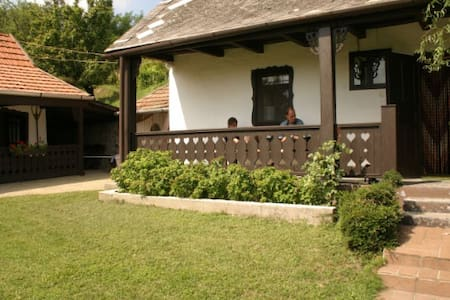 Kuria-old style country home