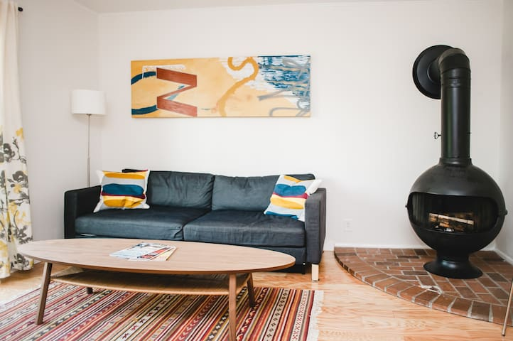 Your own 2 Bedroom home in Fremont - Seattle - Apartment