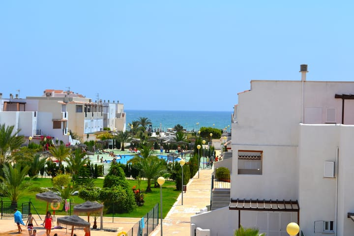 Duplex Vera playa-primera linea  - Vera - Talo