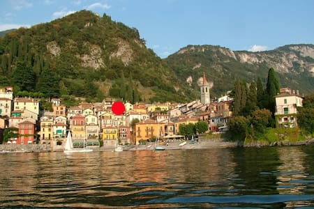 Studio in Varenna - no car needed
