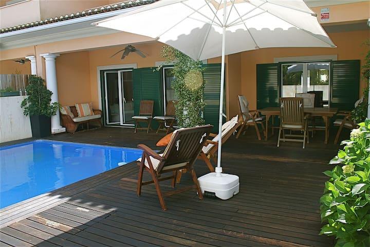 Casa Guedes,Quiet Holiday - Samora Correia - House