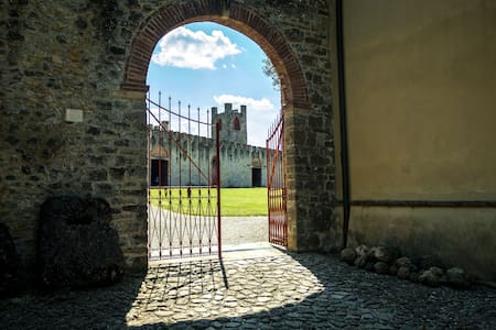 Holidays at the castle - Carpaneto Piacentino - Castle