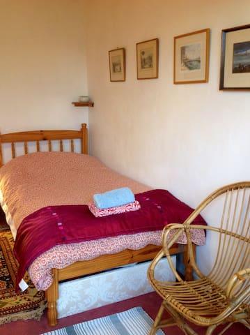 Comfortable rear upper room - Kingston upon Thames - House