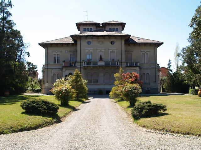 b&b Villa Pichetta a Cossato Biella - Cossato