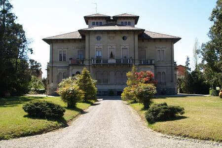 b&b Villa Pichetta a Cossato Biella - Cossato - Bed & Breakfast