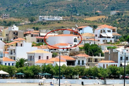 Beach holiday house decadent views - Neapoli Vion - Talo