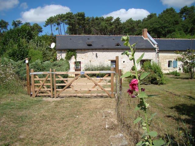 Charming french farmhouse - Allonnes - Casa